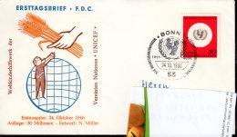 Bund 1966 Mi. 527 Als FDC (pü0236) - [7] Federal Republic
