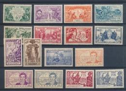 Colonies Françaises SOUDAN Série N°89 à 104 N*/NSG C 57,50 € N2317