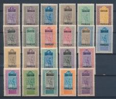 Colonies Françaises SOUDAN Série N°20 à 41 N* C 29,50 € N2313