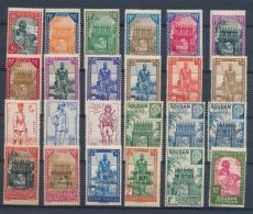 Colonies Françaises SOUDAN Lot Entre N°110 à 134  N**/N* C 53,50 € N2319