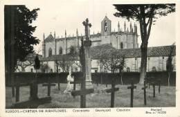 ESPAGNE - BURGOS - CARTUJA DE MIRAFLORES - CEMENTERIO - Burgos