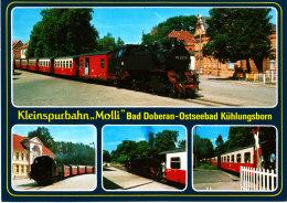 "BRD- MV: 18 209 (0-25 60) Bad Doberan, Schmalspurbahn ""Molli"" - Ohne Zuordnung"