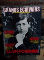 GRANDS ECRIVAINS N°4 ALAIN FOURNIER - Histoire