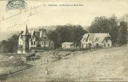 08 Ardennes LA BARBIERE DU MONT DIEU Et La FERME Prés Du CHESNE  Voyagée Voir Le Scan - Le Chesne