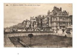 Malo Les Bains - Vue Générale De La Digue - Animée - 57 - Malo Les Bains