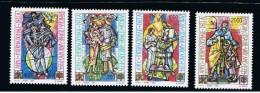 1994 - VATICANO - S13E - MNH SET OF 4 STAMPS ** - Nuevos