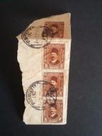 STAMPS EGITTO 1923 -1924 King Fuad I - Arabic Inscription - Egypt