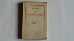 La Croisière Indécise  Par Jacques Spitz  édition Originale Gallimard 1926 (14 Avril 1926) - Livres, BD, Revues