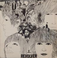 The Beatles 33t. LP *revolver* - Rock