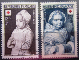 FRANCE               914/915              OBLITERE - Gebruikt