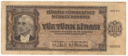 TURQUIE,TURKEI TURKEY 1930 ,3ND. EMISSION INONU SERI B 3 - Turquie