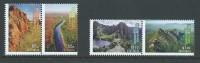 Australia 2010 Heritage Landscapes Set 4 As Joined Pairs MNH - 2000-09 Elizabeth II