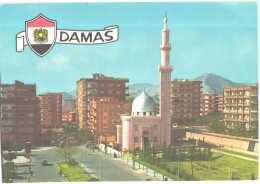 Asien; Syrien; Region Damaskus 1; Damas - Malky La Mosquée Al Badr - Syrien