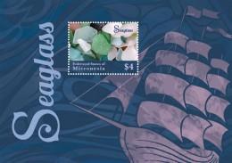 Micronesia 2014 - Le Verre De La Mer // Seaglass - BF Neuf // Mnh - Micronésie