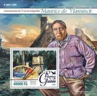 GUINEA REP. 2016 ** Maurice De Vlaminck Paintings Gemälde Peintures S/S - OFFICIAL ISSUE - A1614 - Arte