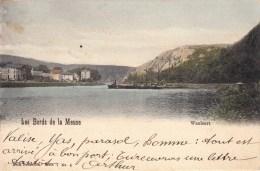 Les Bords De La Meuse - Waulsort - Nels  Couleur Série 7, N° 4 - 1901 - Namen
