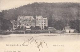 Les Bords De La Meuse - Château De Dave - Nels  Série 7, N° 8 - 1904 - Namur