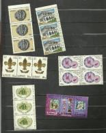 Chypre N°374, 384, 388 à 390, 420 à 422 Neufs**cote 6.70 Euros - Cyprus (Republic)