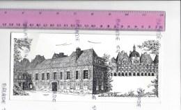 CPM - CHARLEVILLE - MEZIERES (08) Reproduction Gravure INSTITUT INTERNATIONAL DE LA MARIONNETTE - Charleville