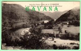 19 Les Vallées De La Dordogne Près De SPONTOUR - Otros Municipios