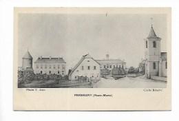 52 - PRESSIGNY ( Hte-Marne ) - Frankreich