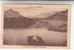 CPA, Le Lac D'Annecy, Presqu'ile De Duinght Et Talloires (pk29590) - Annecy
