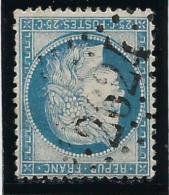 GC 2624 Nesle (Somme) Indice 3 - Marcophilie (Timbres Détachés)