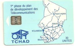 TCHAD  - 30 Unites Bleue SC4 - GE 44799 - Tchad