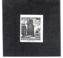 TAU1131  ÖSTERREICH 1965  SCHWARZDRUCK MICHL 1178  OHNE GUMMI Siehe ABBILDUNG - 1961-70 Unused Stamps