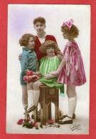 ENFANTS  - (LEO 560) - 1924 - - Enfants