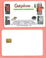 MAROC  - Quicphone 1 - Maroc