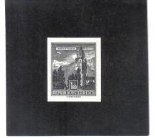 TAU1160  ÖSTERREICH 1960  SCHWARZDRUCK MICHL 1048  OHNE GUMMI Siehe ABBILDUNG - 1961-70 Unused Stamps