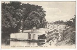 78 - POISSY - Le Bras Migneaux Et Le Garage Delmez - LL 11 - 1932 - Poissy