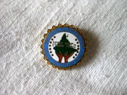 Ethiopia Tikdem 1976-77 Campagne D´alphabétisation (Zemach) - Badges