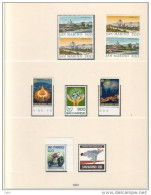 Rep. Di San Marino - 1981 - Complete Year Set ** - San Marino