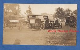 Photo Ancienne - USA - Exposition D´ Automobile - Maison T.H. COCHRAN & Co - Vers 1910 1920 - Car Voiture - TOP - Cars