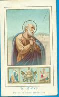 Holycard    St.  Petrus - Images Religieuses