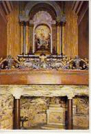 ISRAEL - HAIFA;  Monastery Of Stella Maris, High Altar And The Grotto Of Elias, Mount Carmel - Israel