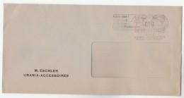 1965 SWITZERLAND COVER METER Stamps - Switzerland