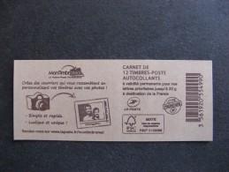 TB Carnet 851 C12, Neuf XX. - Libretti
