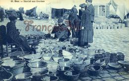 (40) Dax - Marché Aux Cruches - Le Peintre Landais Alex Lizal - 2 SCANS - Dax