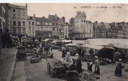 8545. CPA 14 LISIEUX. LE MARCHE - Lisieux