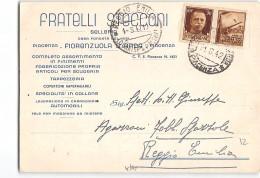 14959  FIORENZUOLA D' ARDA STECCANI SELLERIA X REGGIO EMILIA - Italie