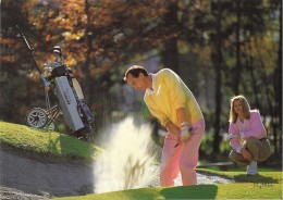 GOLF SPORT  LES SPORTS EN PLEIN AIR  SP 16 LE GOLF  JF CAUSSE EDIT. MYTRHA - Golf