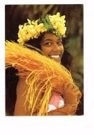 Tahiti - Une Fille Des îles - N°215 Erwin Edit. - 1985 - Tahiti