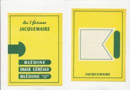 Publicité - Protege-Cahier - JACQUEMAIRE - Blotters