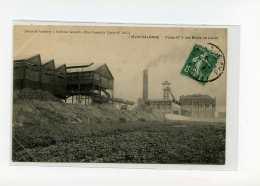 LIEVIN-CALONNE - Fosse N°2 Des Mines De Liévin. *Un Pli Coin Bas Gauche. - Lievin