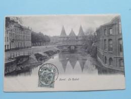 Le RABOT () Anno 1904 ( Zie Foto Details ) !! - Gent