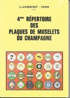 Argus Lambert 1998 Plaques De Muselets TBE - Champagne
