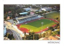 B 16 - 1430 : MERIGNAC VUE AERIENNE DU STADE - Merignac